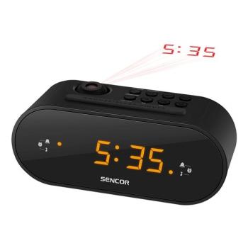 Radiobudík Sencor SRC 3100 B černý