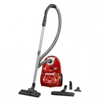 Podlahový vysavač Rowenta Compact Power Parquet RO3953EA červený