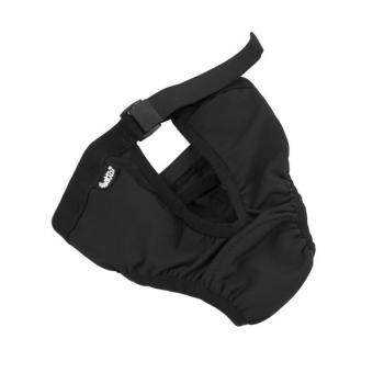 Kalhotky Hurtta Outdoors Breezy L černé