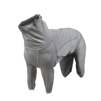 Oblečení pro psy Hurtta Body Warmer 25S šedý