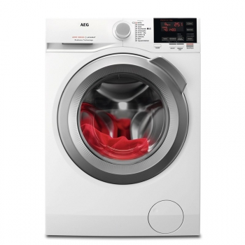 Pračka AEG ProSense™ L6FBG68SC bílá