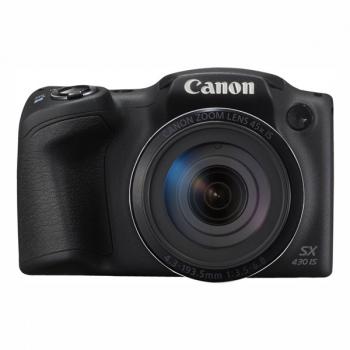 Digitální fotoaparát Canon PowerShot SX430 IS černý