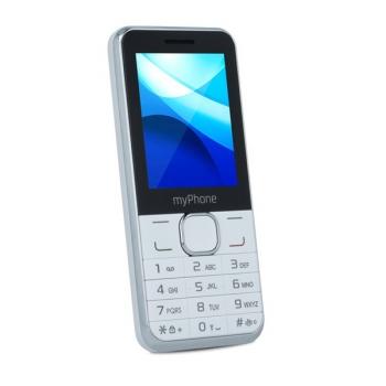 Mobilní telefon myPhone CLASSIC Dual SIM bílý