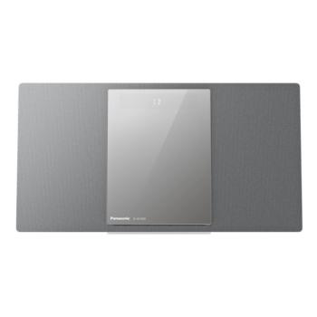 Mikrosystém Panasonic SC-HC1020EG-S stříbrná