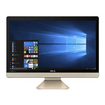 Počítač All In One Asus Vivo Aio V221 černý/zlatý + dárek