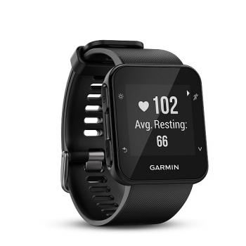 GPS hodinky Garmin Forerunner 35 černé