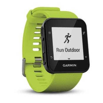 GPS hodinky Garmin Forerunner 35 zelené