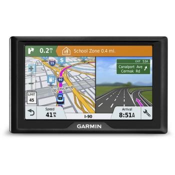 Navigační systém GPS Garmin Drive 51S Lifetime Europe45 černá
