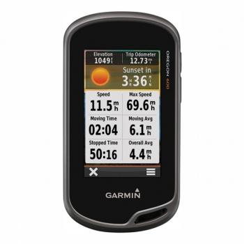 Navigační systém GPS Garmin Oregon 600 černá/šedá