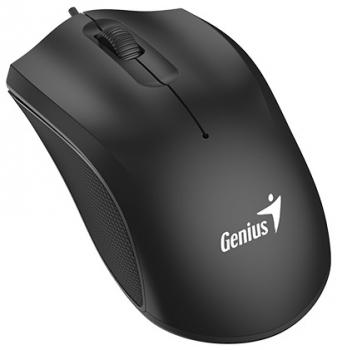Myš Genius DX-170 černá (/ optická / 3 tlačítka / 1600dpi)