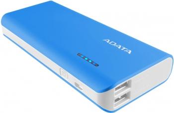 Powerbank ADATA PT100 10000mAh modrá