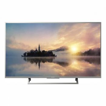 Televize Sony KD-49XE7077S stříbrná