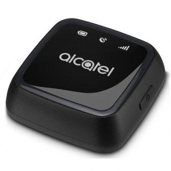 GPS lokátor ALCATEL MOVETRACK MK20, Pet verze černý/červený