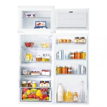 Chladnička Candy CFBD 2450/2E bílé