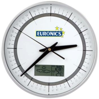 POS materiál - meteo hodiny Euronics