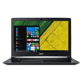 Notebook Acer Aspire 7 (A715-71G-70C0) černý + dárek