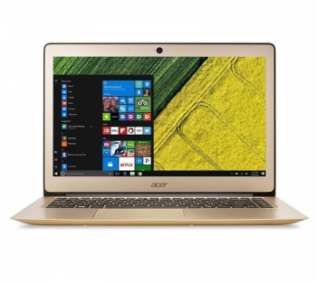 Notebook Acer Swift 1 (SF113-31-P3CJ) zlatý + dárky