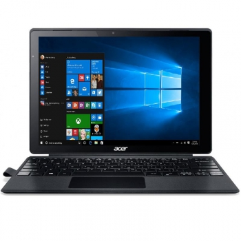 Notebook Acer Switch Alpha 12 (SA5-271-39RJ) stříbrný + dárek