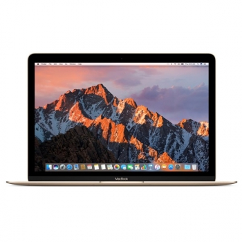 Notebook Apple Macbook 12'' 256 GB - gold + dárek