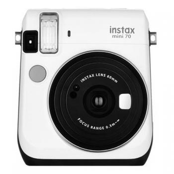 Digitální fotoaparát Fujifilm Instax mini 70 bílý