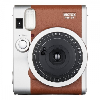 Digitální fotoaparát Fuji Instax mini 90 hnědý