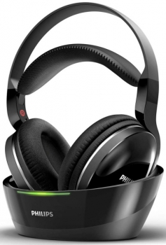 Sluchátka Philips SHD8800 černá
