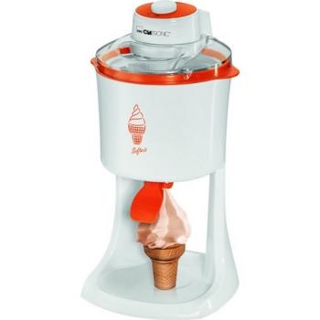 Zmrzlinovač Clatronic ICM 3594 bílý/oranžový