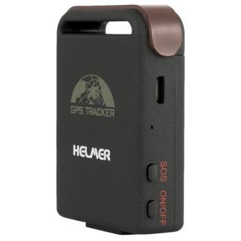 GPS lokátor Helmer LK 505 univerzální lokátor LK 505 pro kontrolu pohybu zvířat, osob, automobilů