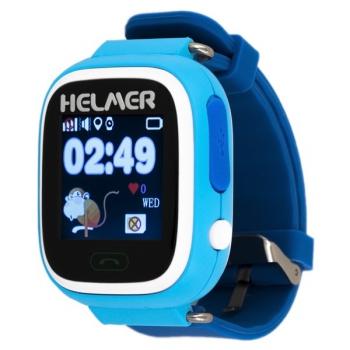 Chytré hodinky Helmer LK 703 dětské modré