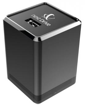 Datové uložiště (NAS) NextDrive Plug 1GHz, 1xUSB 2.0 černá