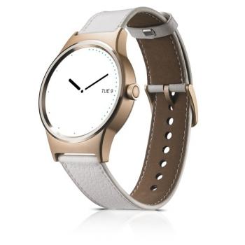 Chytré hodinky TCL MOVETIME bílý/zlatý