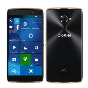 Mobilní telefon ALCATEL IDOL 4 PRO 6077X Single SIM zlatý