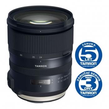 Objektiv Tamron SP 24-70 mm F/2.8 Di VC USD G2 pro Canon černý