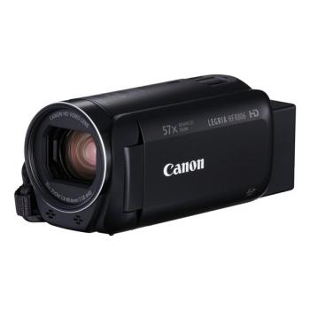 Videokamera Canon LEGRIA HF R806 Essential Kit + pouzdro + SD karta černá