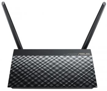 Router Asus RT-AC52U B1 - AC750 dvoupásmový Gigabit Wi-Fi router, USB