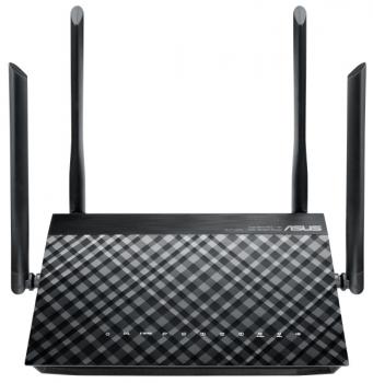 Router Asus DSL-AC55U - AC1200 dvoupásmový ADSL/VDSL Wi-Fi Modem router