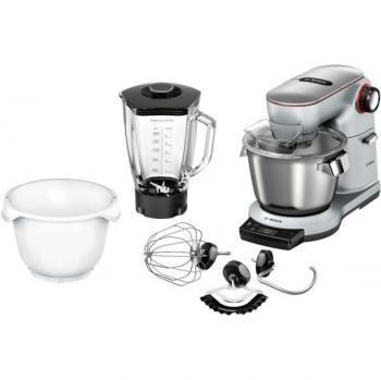 Kuchyňský robot Bosch OptiMUM MUM9BX5S22 stříbrný