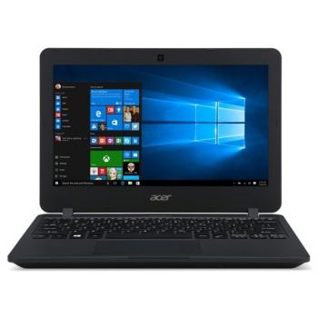 Notebook Acer TravelMate TMB117-M-C4GF černý