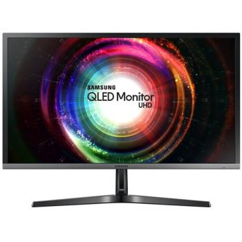Monitor Samsung U28H750 černý
