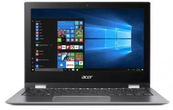 Notebook Acer Spin 1 (SP111-32N-C2RB) + stylus šedý + dárek