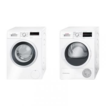 Set výrobků Bosch Serie | 4 WAN28260CS + WTW87467CS