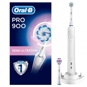 Zubní kartáček Oral-B PRO 900 bílý