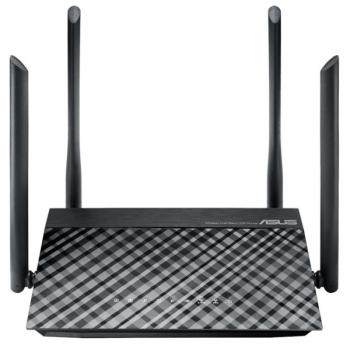 Router Asus RT-AC1200 - AC1200 dvoupásmový Wi-Fi router