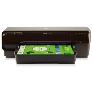 Tiskárna inkoustová HP Officejet 7110 wide černá