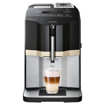 Espresso Siemens EQ.3 TI305206RW černé/nerez