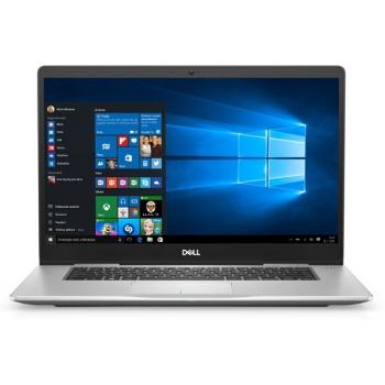 Notebook Dell Inspiron 15 7000 (7570) stříbrný + dárky