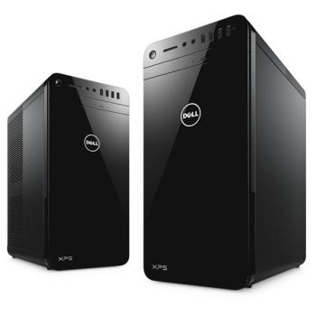Stolní počítač Dell XPS DT 8920 černý (i7-7700K, 16GB, 512+2000GB, DVD±R/RW, GTX 1080, 8GB, W10 Home) + dárek