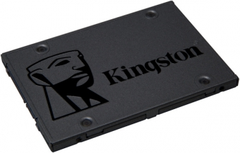 SSD Kingston A400 120GB šedý