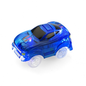 Magic Tracks Blue Car
