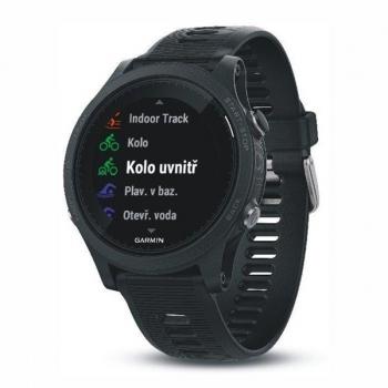 GPS hodinky Garmin Forerunner 935 černé